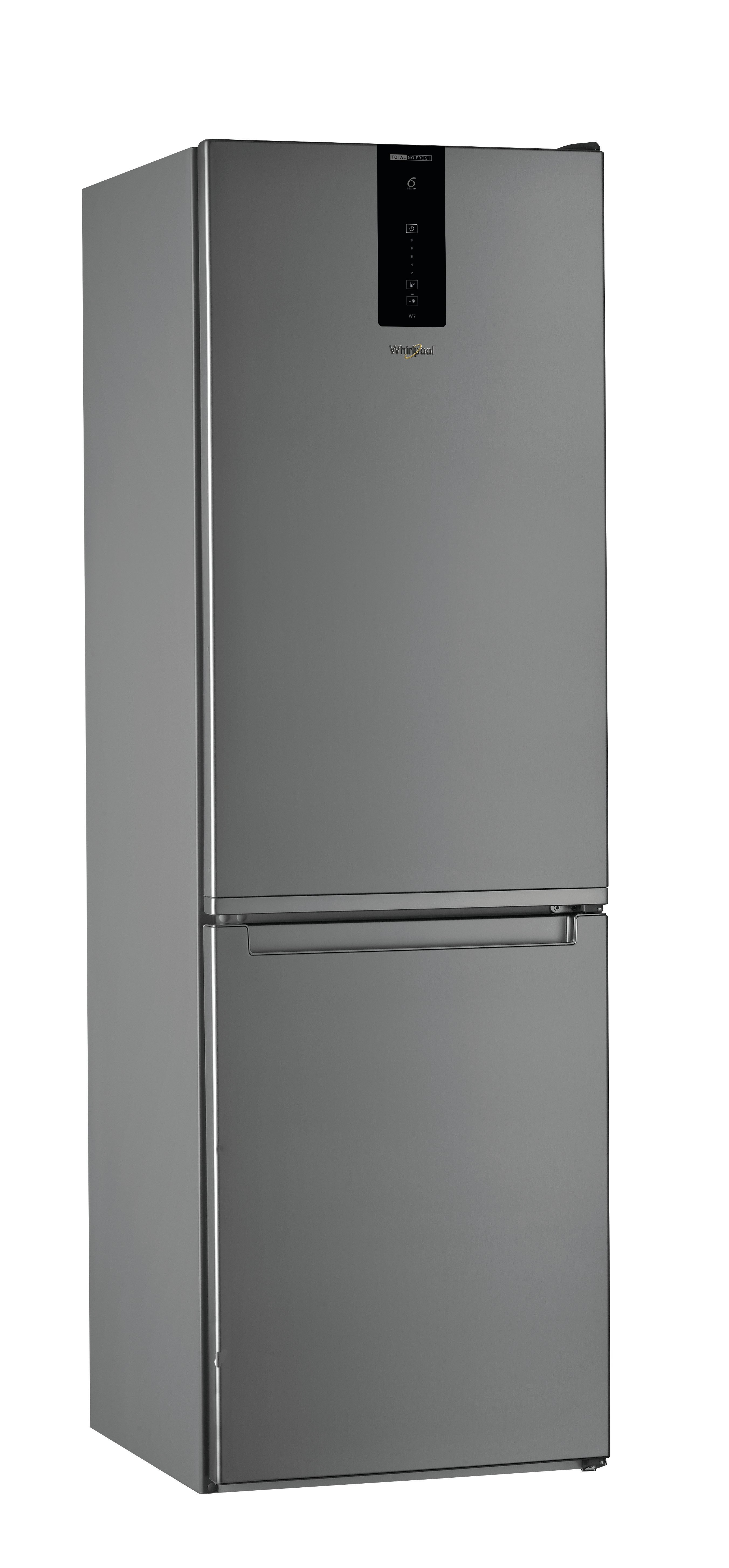 Frigorífico Combi Whirlpool W7821OOX | Total No Frost |   | 189x59,6 cm
