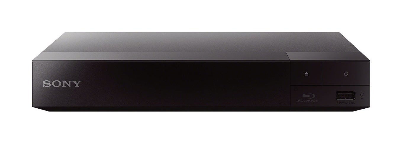 Reproductor Blu-ray SONY BDPS3700BEC1, color negro, smart tv, full hd, wifi, usb, hdmi