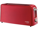 Tostador BOSCH TAT3A004, color rojo, 980w, 6 posiciones de temperatura, rebanada grande