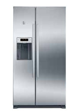 Frigorífico Americano BALAY 3FA4665X  A++, Side by Side, color inox, 177 cm