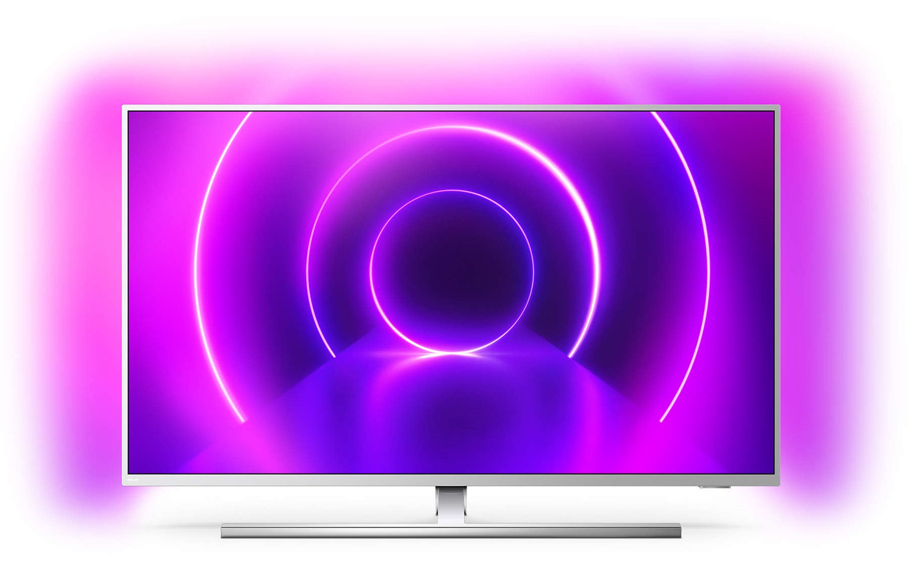 TV LED Philips 43PUS8555 Ultra HD 4K Android TV Ambilight