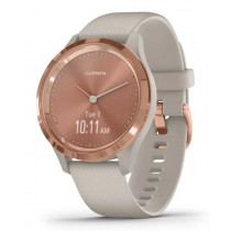 SMARTWATCH GARMIN VIVOMOVE 3S SPORT ROSE-TUNDRA, SILICON