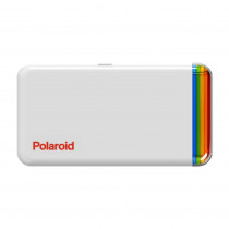 Impresora Fotos de Bolsillo Polaroid Hi-Print | 2x3 | Blanca | Pocket Photo Printer