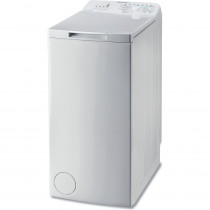 Lavadora Carga Superior Indesit BTW L60300 SP/N | 6KG | 1000 RPM | A+++