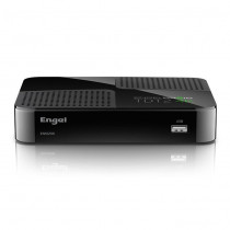 Sintonizador ENGEL EB1020K, Smart TV color negro