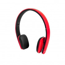 Auricular Bluetooth ELBE ABT-006 ROJO, Bluetooth