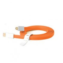 Cable ZIRON usb a micro usbe¡ 1.5m color naranja